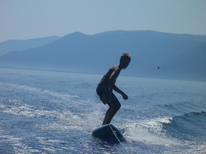 Surfanje na dasci
