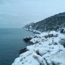 Snijeg u Komarnoj