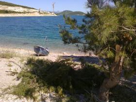 Uništeni čamac