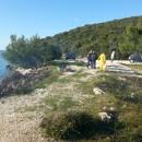 Čisti se i dio plaže koji prije nije bio dostupan
