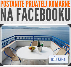 Komarna Facebook profil